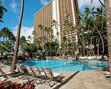 ハワイ Grand Waikikian by Hilton Grand Vacations Club