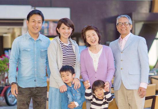 家族みんなで楽しめる 親子孫三世代の伊豆旅行